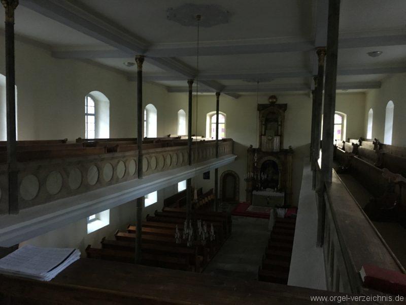 Bernstein im Burgenland - Evangelische Pfarrkirche (10)