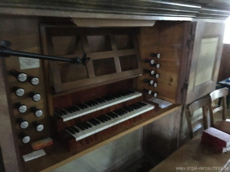 Bernstein im Burgenland - Evangelische Pfarrkirche (12)