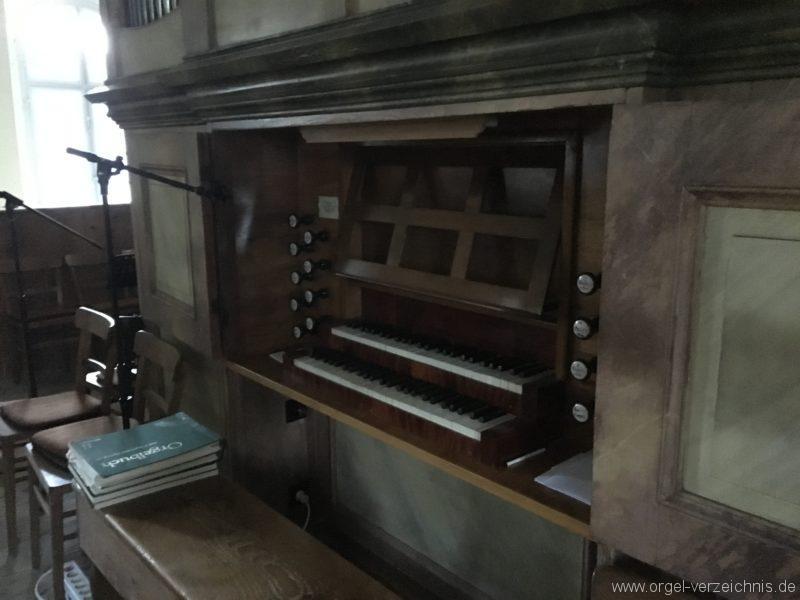 Bernstein im Burgenland - Evangelische Pfarrkirche (17)