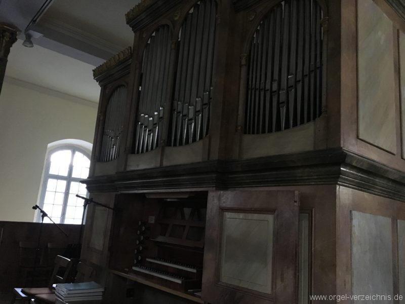 Bernstein im Burgenland - Evangelische Pfarrkirche (19)
