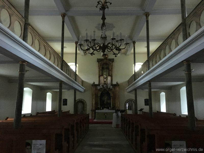 Bernstein im Burgenland - Evangelische Pfarrkirche (2)