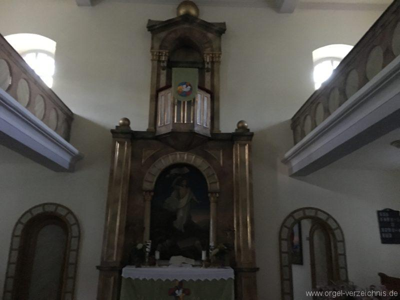 Bernstein im Burgenland - Evangelische Pfarrkirche (3)
