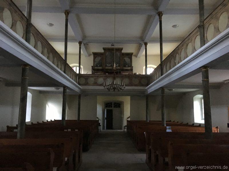 Bernstein im Burgenland - Evangelische Pfarrkirche (8)