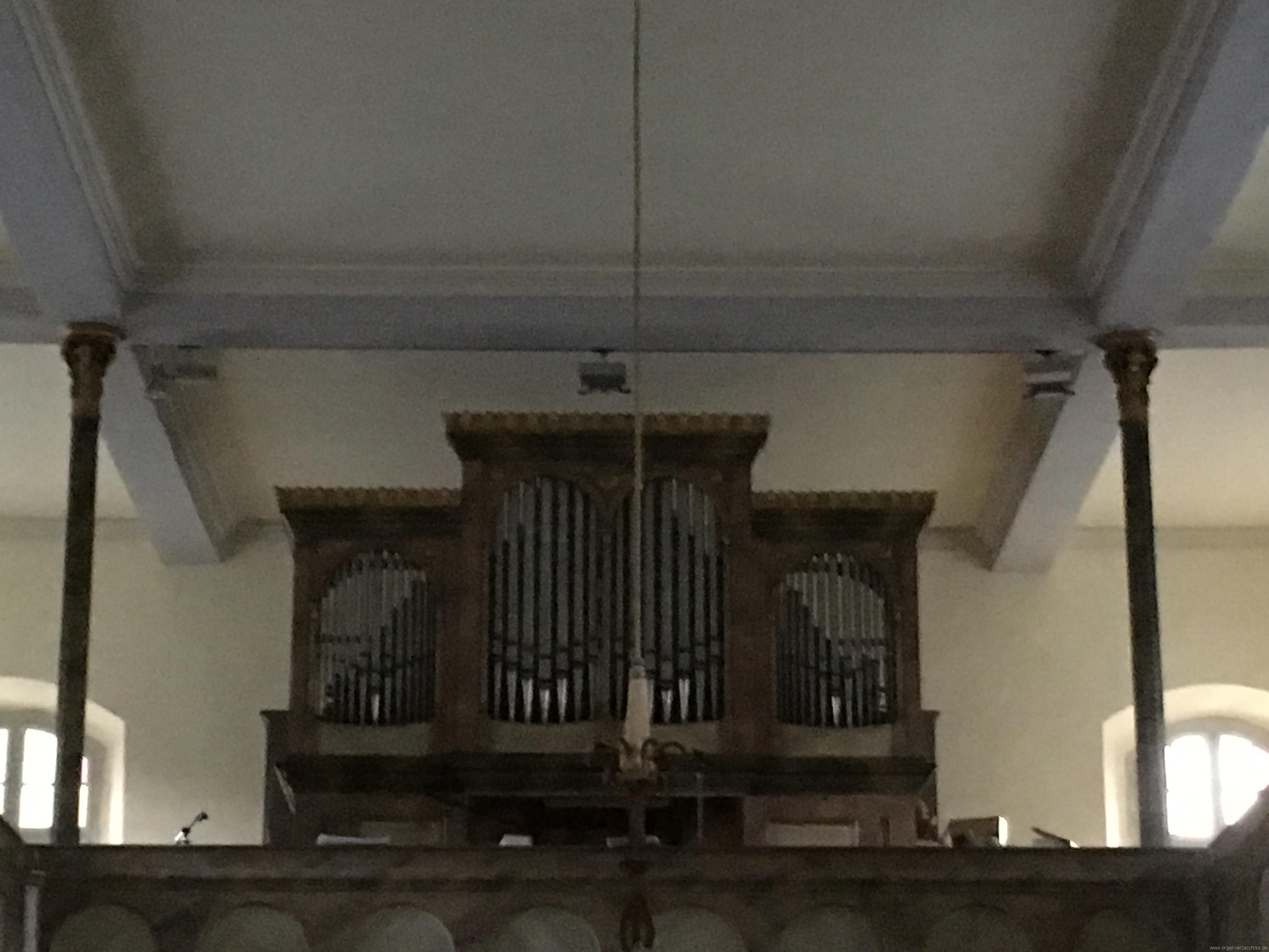 Bernstein im Burgenland - Evangelische Pfarrkirche (9)
