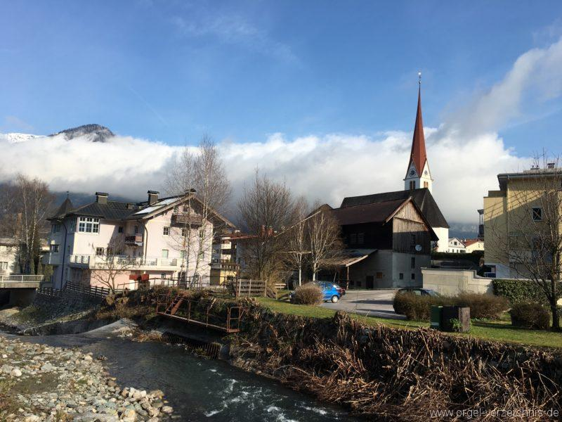 Brixlegg - Pfarrkirche U. L. Frau Vermählung (1)