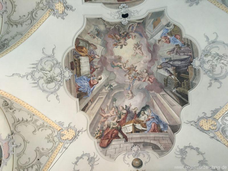 Brixlegg - Pfarrkirche U. L. Frau Vermählung (11)