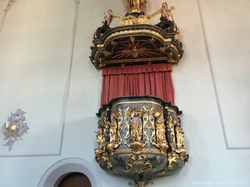 Brixlegg - Pfarrkirche U. L. Frau Vermählung (12)