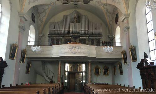 Brixlegg - Pfarrkirche U. L. Frau Vermählung (13)