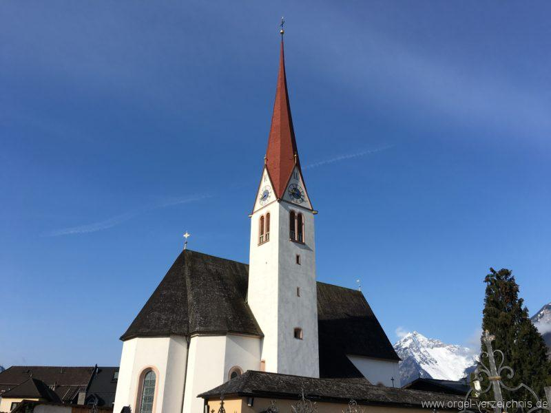 Brixlegg - Pfarrkirche U. L. Frau Vermählung (14)