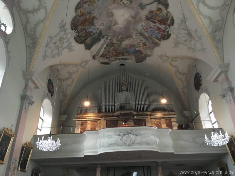 Brixlegg - Pfarrkirche U. L. Frau Vermählung (15)
