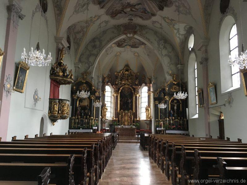Brixlegg - Pfarrkirche U. L. Frau Vermählung (16)