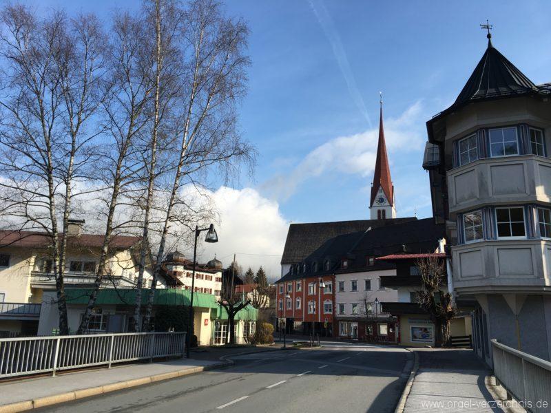 Brixlegg - Pfarrkirche U. L. Frau Vermählung (2)