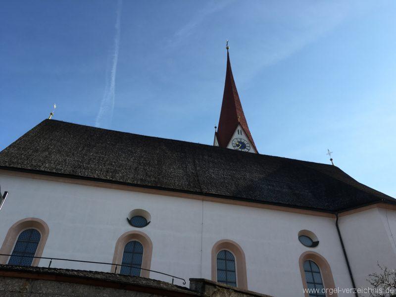 Brixlegg - Pfarrkirche U. L. Frau Vermählung (3)