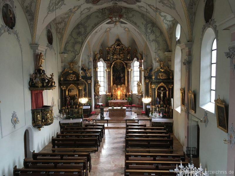 Brixlegg - Pfarrkirche U. L. Frau Vermählung (32)