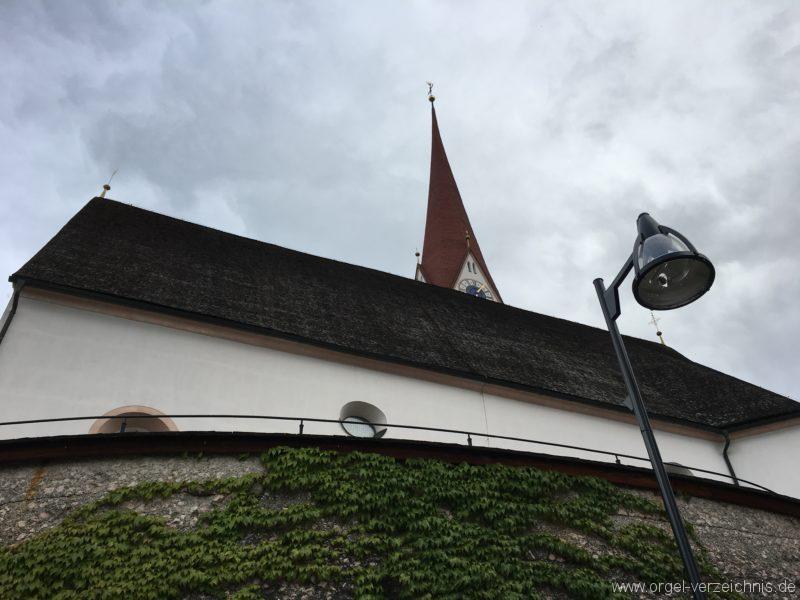Brixlegg - Pfarrkirche U. L. Frau Vermählung (34)