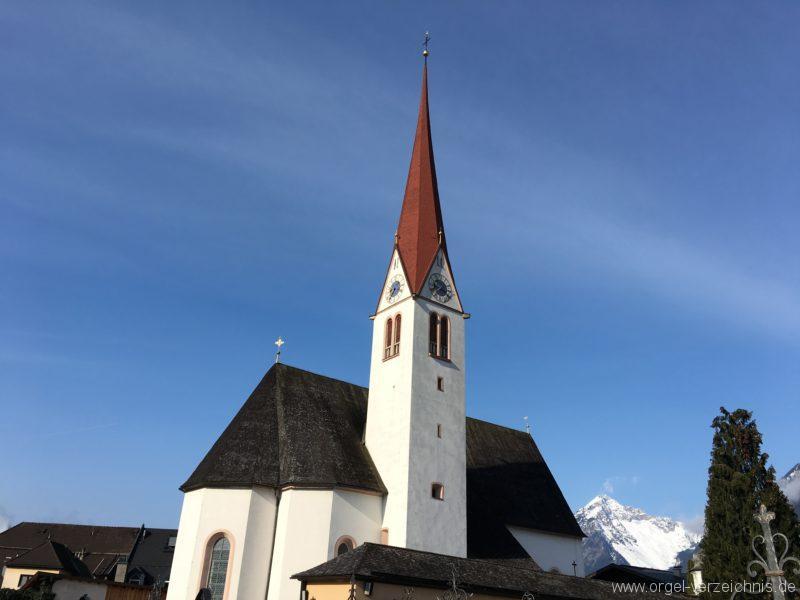 Brixlegg - Pfarrkirche U. L. Frau Vermählung (4)