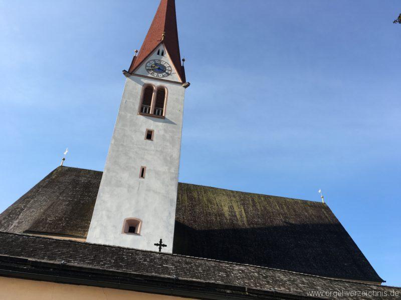 Brixlegg - Pfarrkirche U. L. Frau Vermählung (5)