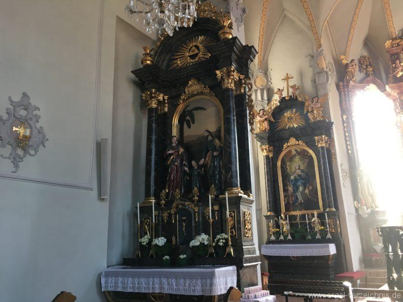 Brixlegg - Pfarrkirche U. L. Frau Vermählung (8)