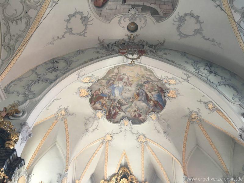 Brixlegg - Pfarrkirche U. L. Frau Vermählung (9)