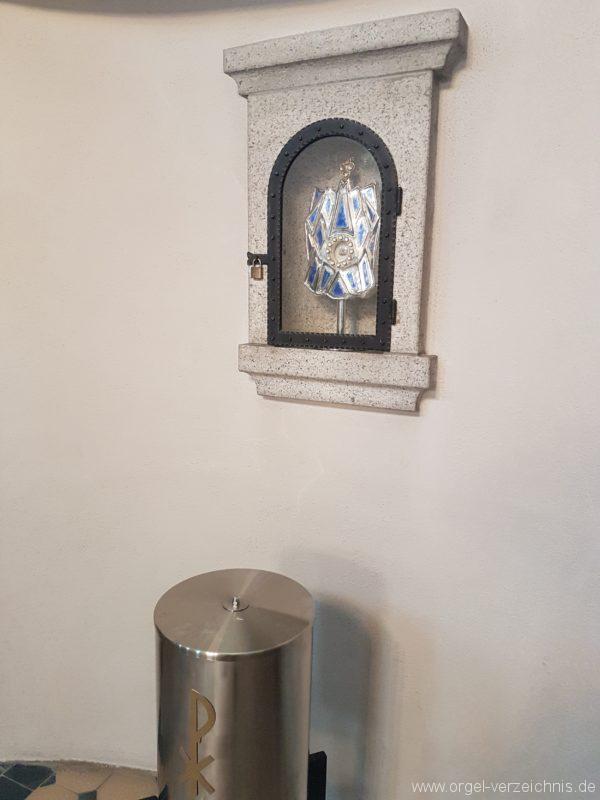 Göschenen St. Mariä Himmelfahrt Iventar II