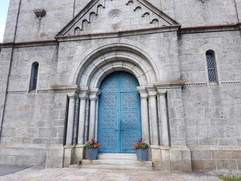 Göschenen St. Mariä Himmelfahrt Portal II