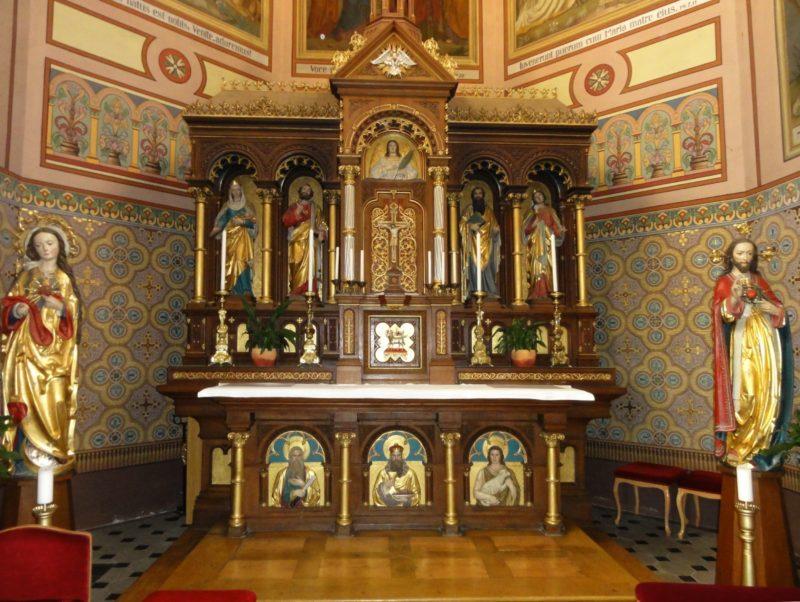 Bollschweil St. Hilarius Altar I