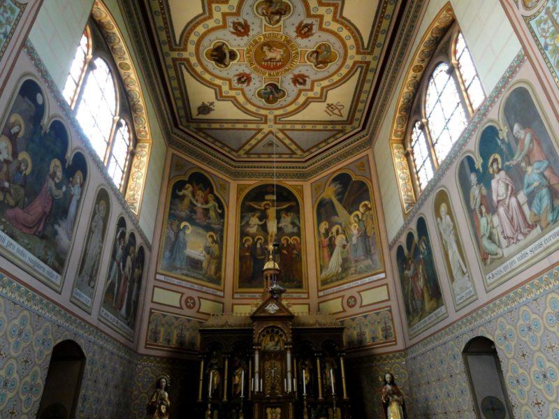 Bollschweil St. Hilarius Innenansicht II