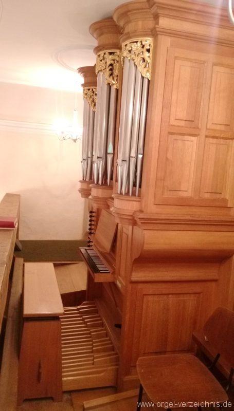Ebringen Berghauser Kapelle St. Trudpert Prospekt I
