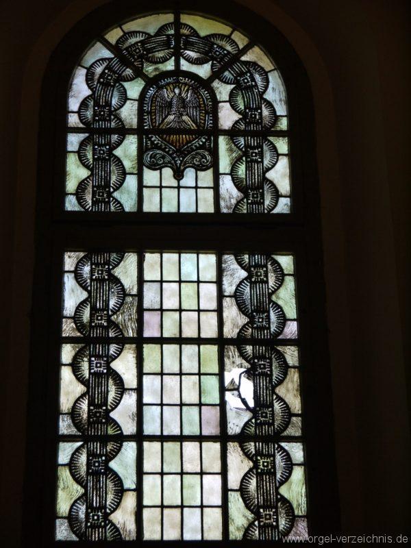 Königs Wusterhausen Niederlehme Dorfkirche Kirchenfenster I