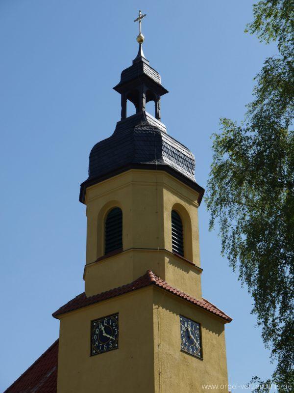 Königs Wusterhausen Niederlehme Dorfkirche Kirchturm II