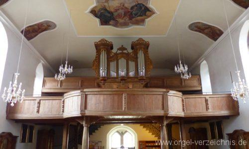 Kirchzarten St. Gallus Prospekt II