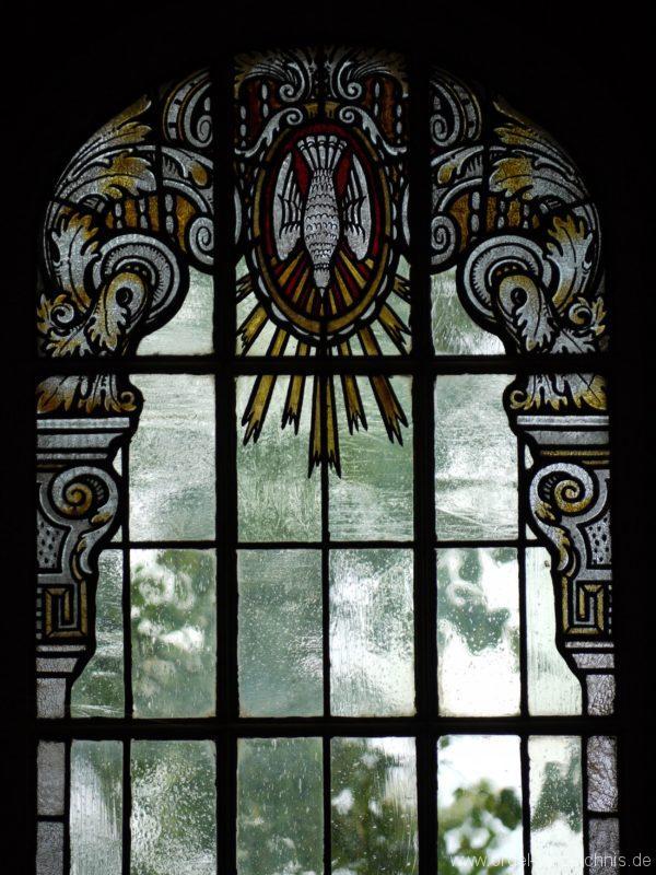 Nuthe Urstromtal Woltersdorf Kirchenfenster III