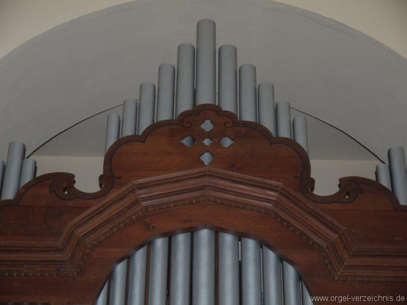 Nuthe Urstromtal Woltersdorf Orgelprospekt V