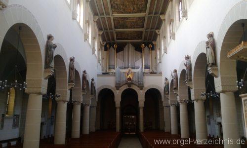 Offenburg Heilige Dreifaltigkeit Prospekt I