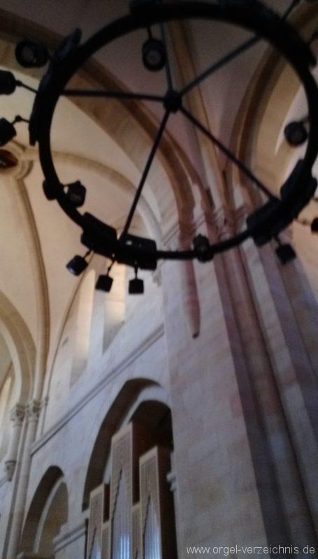 Otterberg ehem Abteikirche Innenansicht IV