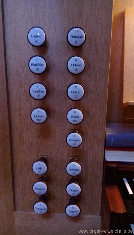 Otterberg ehem Abteikirche Registerstaffel links I
