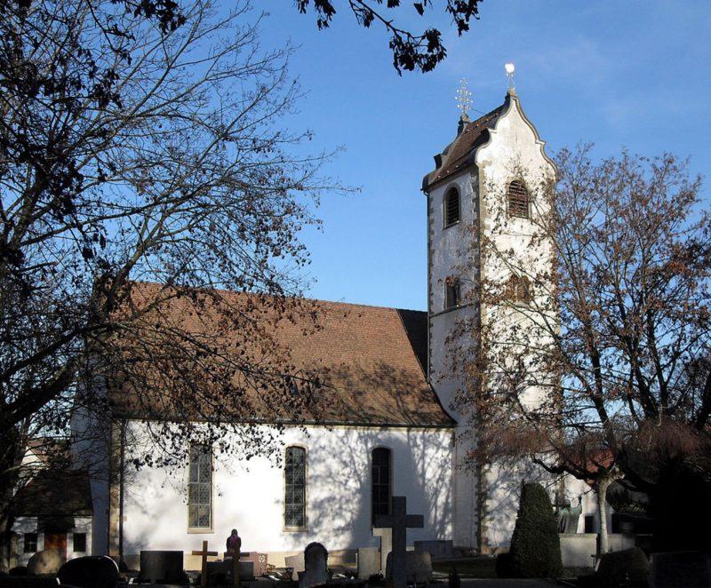 Wettelbrunn St. Vitus Aussenansicht I