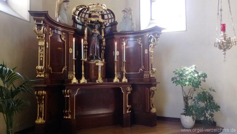 Wettelbrunn St. Vitus Hochaltar I