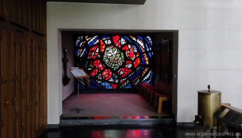 Gundelfingen Bruder Klaus Kirche Seitenkapelle I