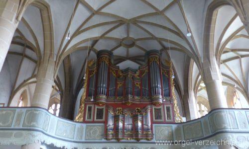 Meisenheim Schlosskirche Prospekt I