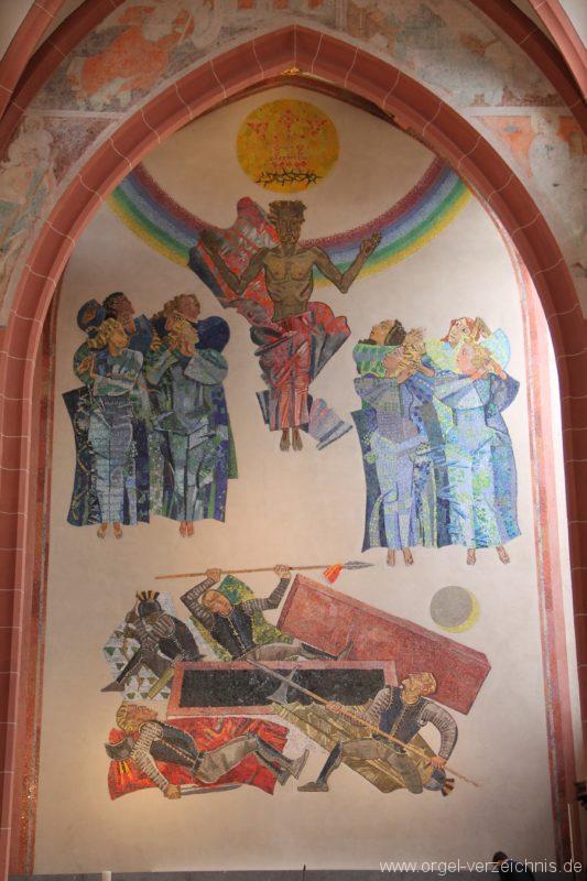 Neustadt an der Weinstrasse Stiftskirche Altarbild I