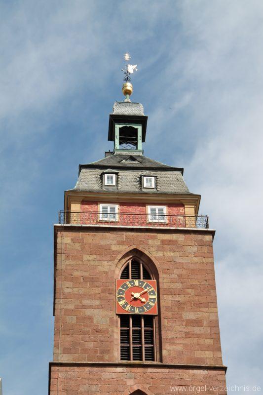 Neustadt an der Weinstrasse Stiftskirche Aussenansicht II