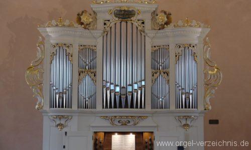Potsdam Französische Kirche Prospekt Hauptorgel II