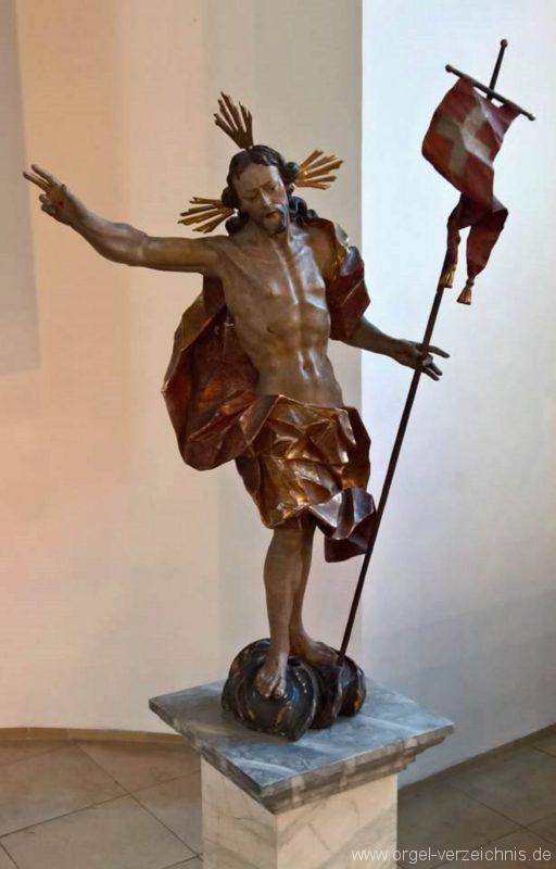 München Nymphenburg Christ-König Figur I