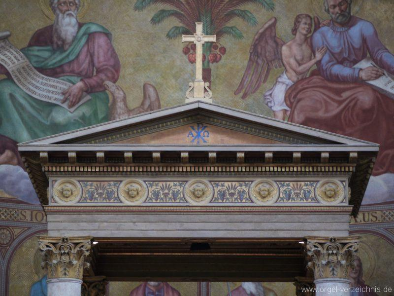 Potsdam St. Nikolai Altarraum III