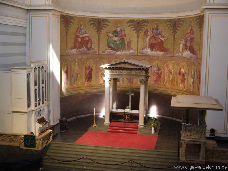 Potsdam St. Nikolai Altarraum VI