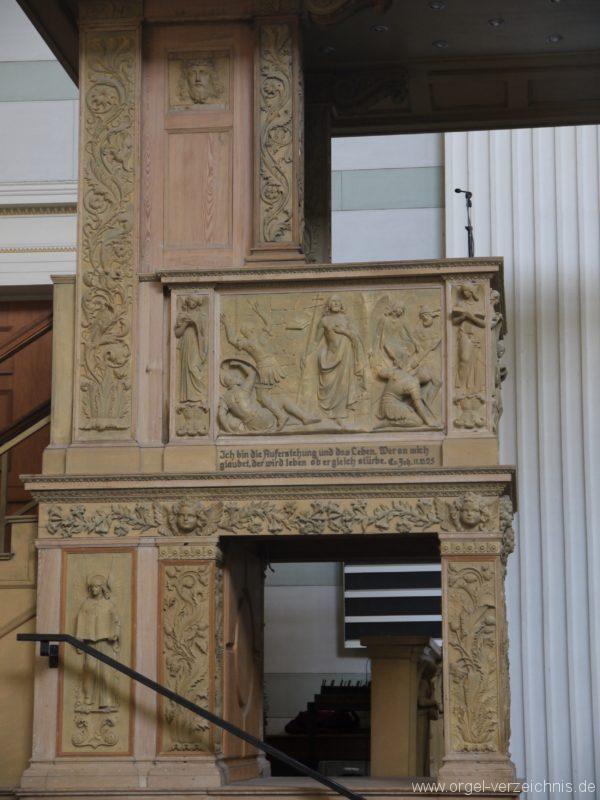 Potsdam St. Nikolai Rednerpult I
