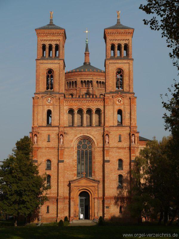 Berlin Kreuzberg St. Thomas Aussenansicht III