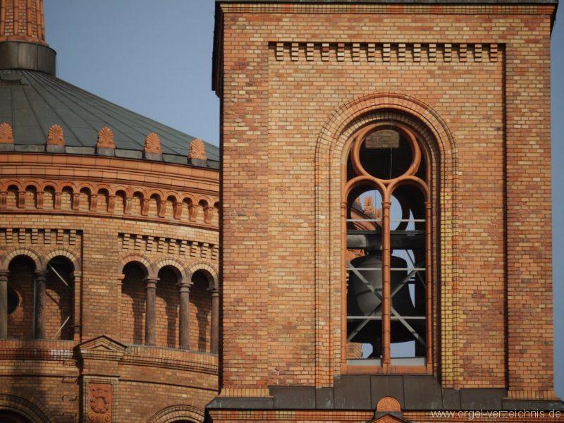 Berlin Kreuzberg St. Thomas Aussenansicht IV