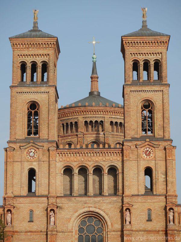 Berlin Kreuzberg St. Thomas Aussenansicht VI